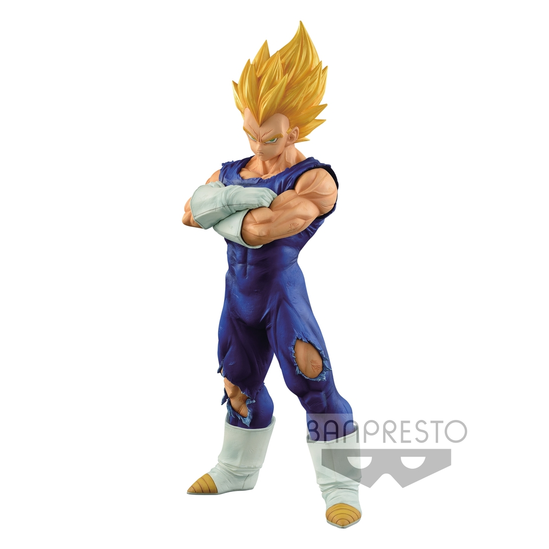figurine dragon ball z grandista resolution of soldiers vegeta 26cm figurines manga dragon. Black Bedroom Furniture Sets. Home Design Ideas