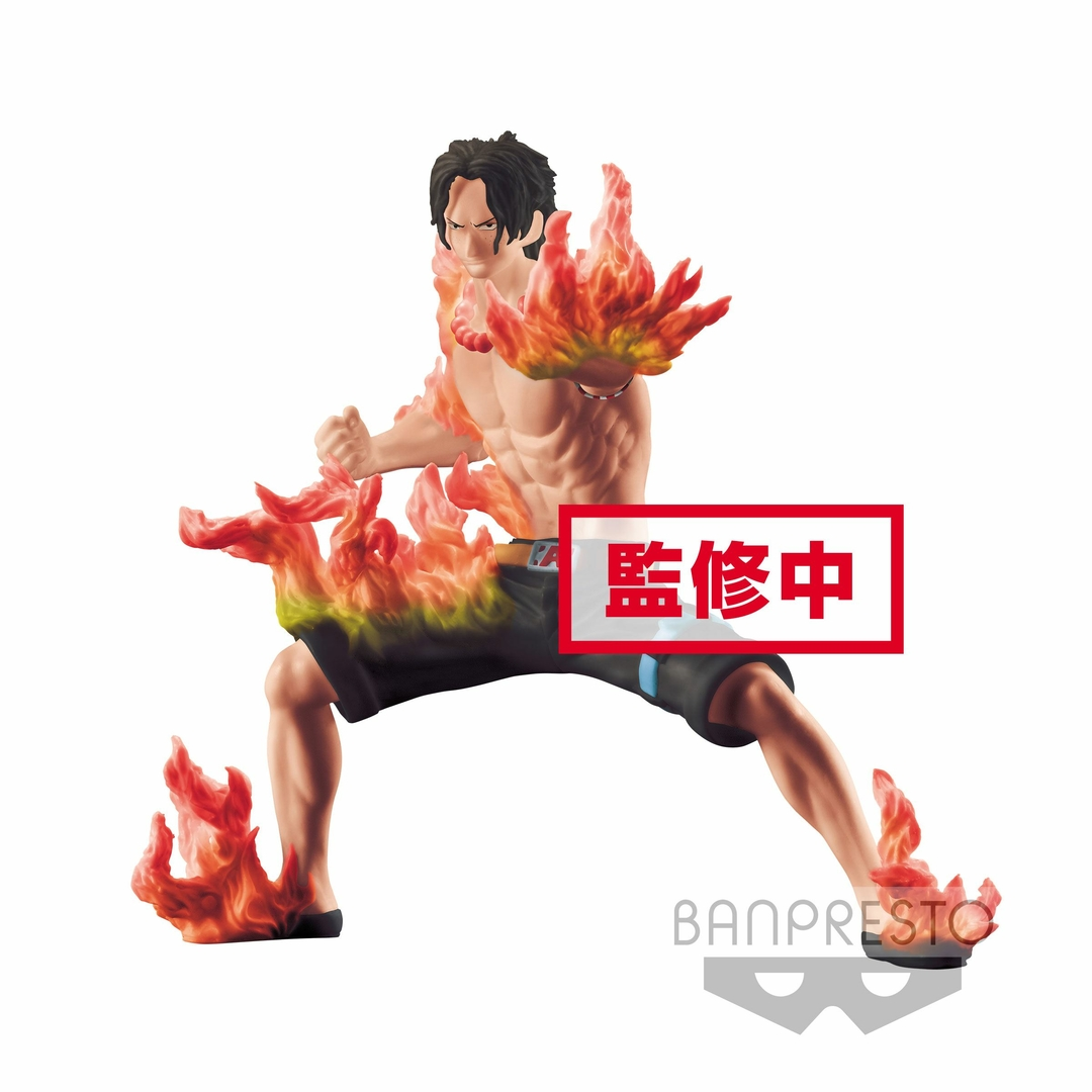 Figurine One Piece Abiliators Portgas D. Ace 16cm 1001 Figurines