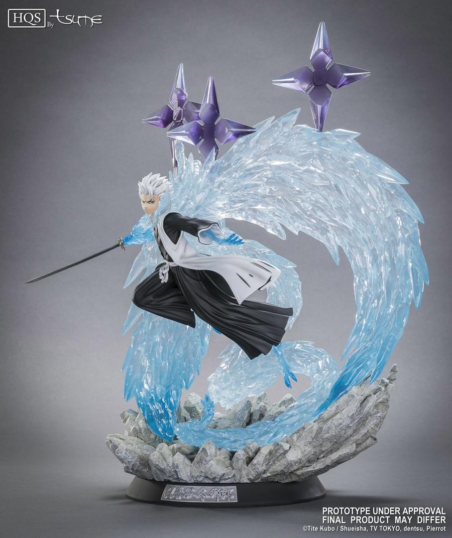 Statue Bleach Tsume HQS Toshiro Hitsugaya 44cm 1001 Figurines 5