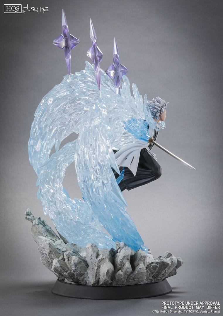 Statue Bleach Tsume HQS Toshiro Hitsugaya 44cm 1001 Figurines 7