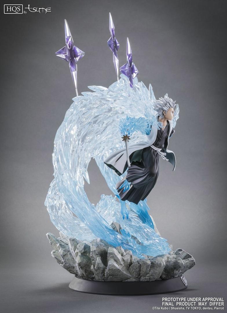 Statue Bleach Tsume HQS Toshiro Hitsugaya 44cm 1001 Figurines 9