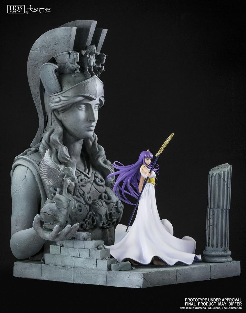 Statue Saint Seiya Athena HQS+ by TSUME 1001 Figurines 10