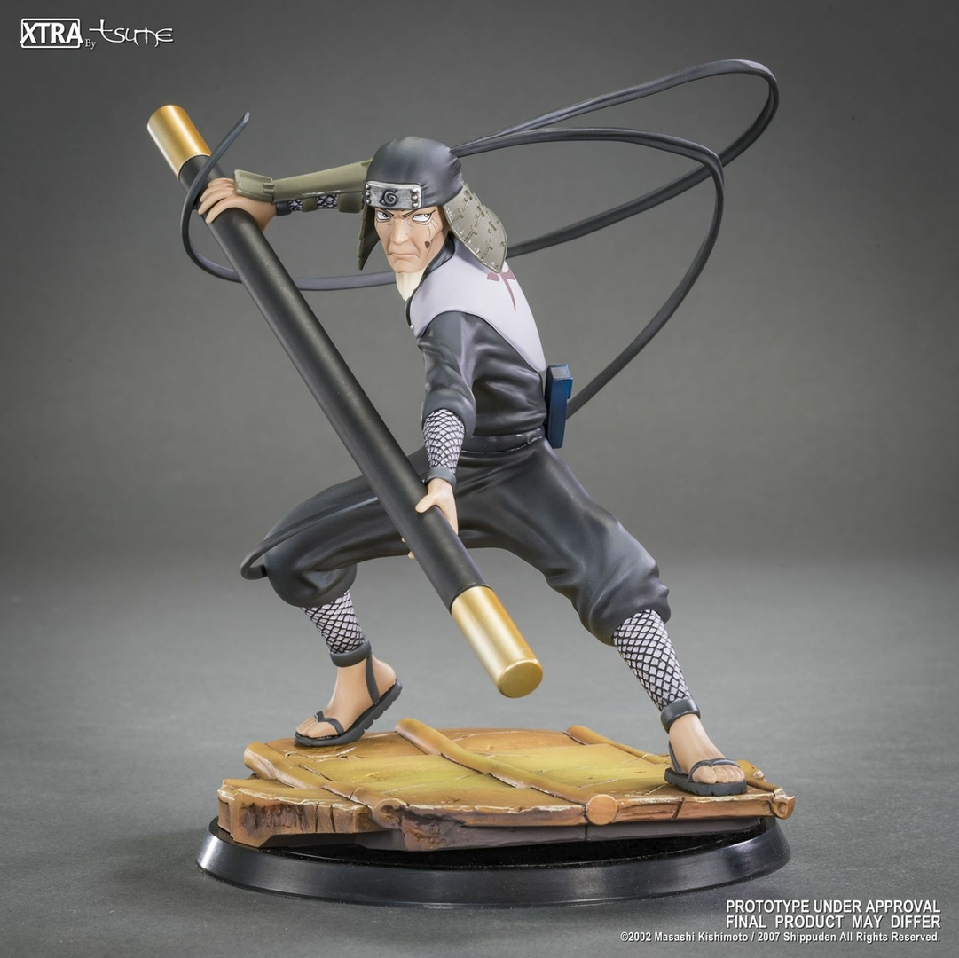 Statuette Naruto Shippuden Hiruzen Sarutobi Xtra Tsume 16cm 1001 Figurines 1