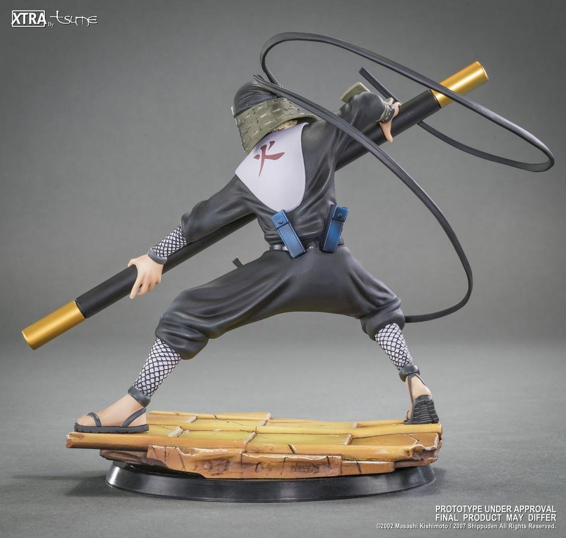 Statuette Naruto Shippuden Hiruzen Sarutobi Xtra Tsume 16cm 1001 Figurines 5
