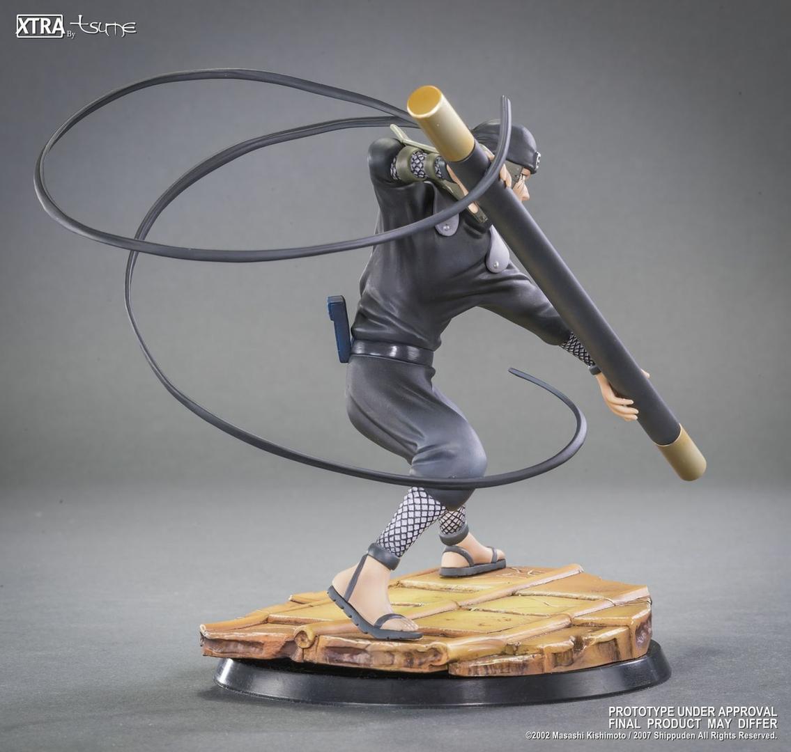 Statuette Naruto Shippuden Hiruzen Sarutobi Xtra Tsume 16cm 1001 Figurines 7