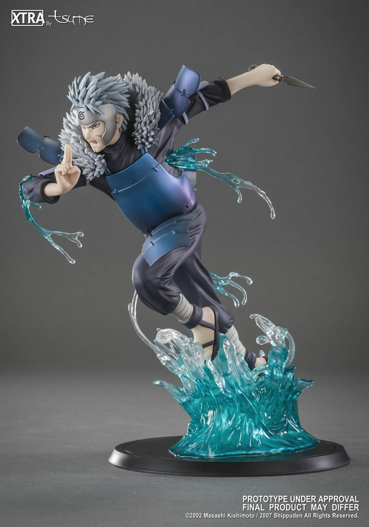 Statuette Naruto Shippuden Tobirama Senju Xtra Tsume 18cm 1001 Figurines 5
