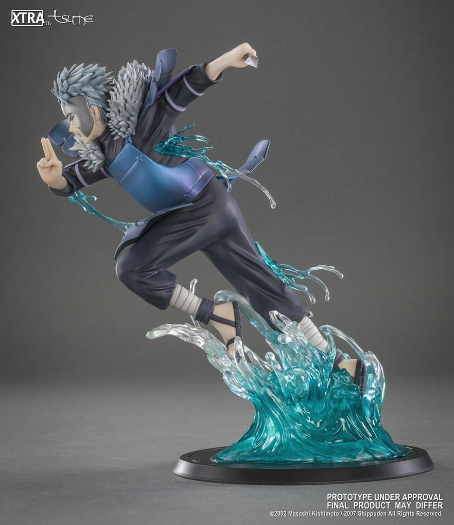 Statuette Naruto Shippuden Tobirama Senju Xtra Tsume 18cm 1001 Figurines 6
