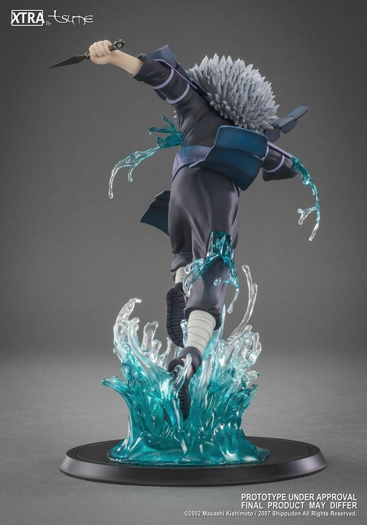 Statuette Naruto Shippuden Tobirama Senju Xtra Tsume 18cm 1001 Figurines 8