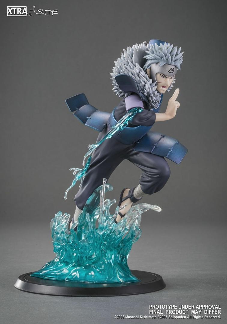 Statuette Naruto Shippuden Tobirama Senju Xtra Tsume 18cm 1001 Figurines 11