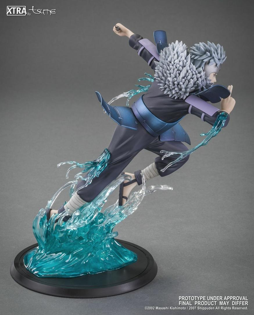 Statuette Naruto Shippuden Tobirama Senju Xtra Tsume 18cm 1001 Figurines 10
