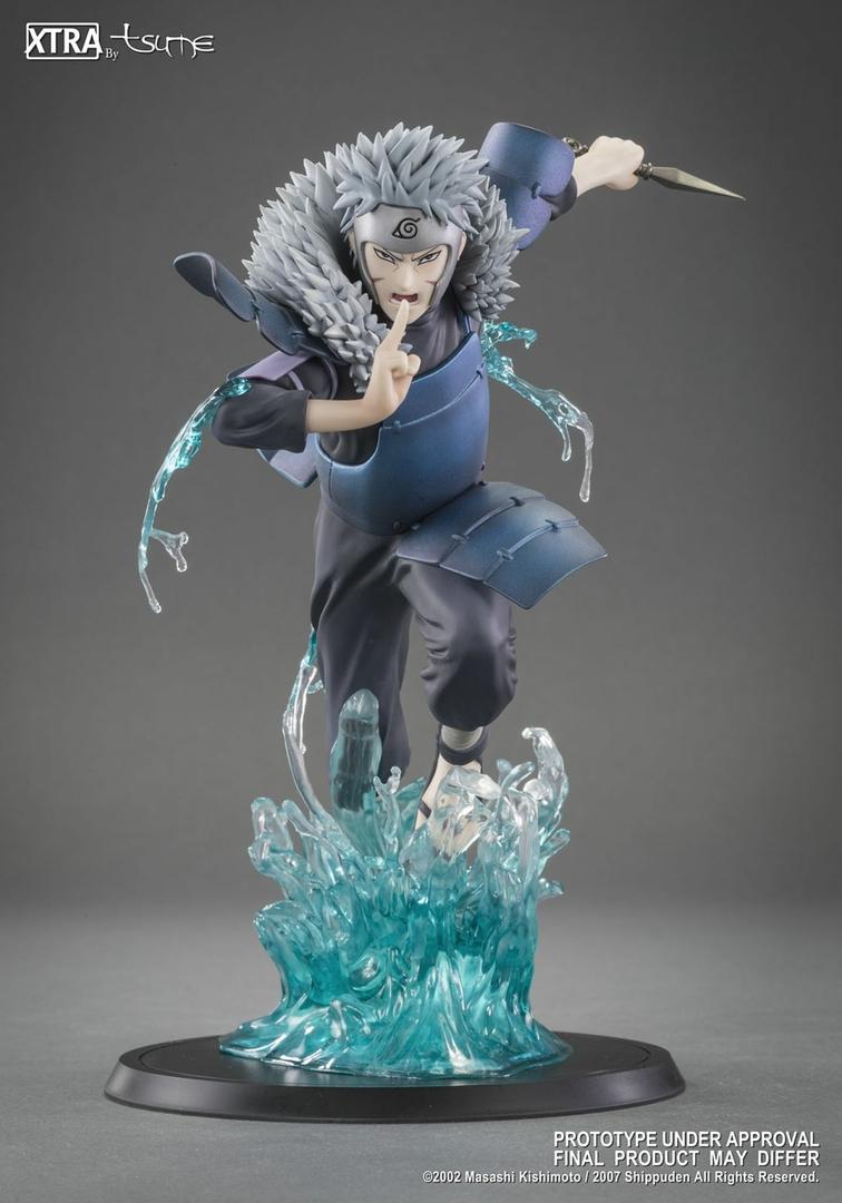 Statuette Naruto Shippuden Tobirama Senju Xtra Tsume 18cm 1001 Figurines 12