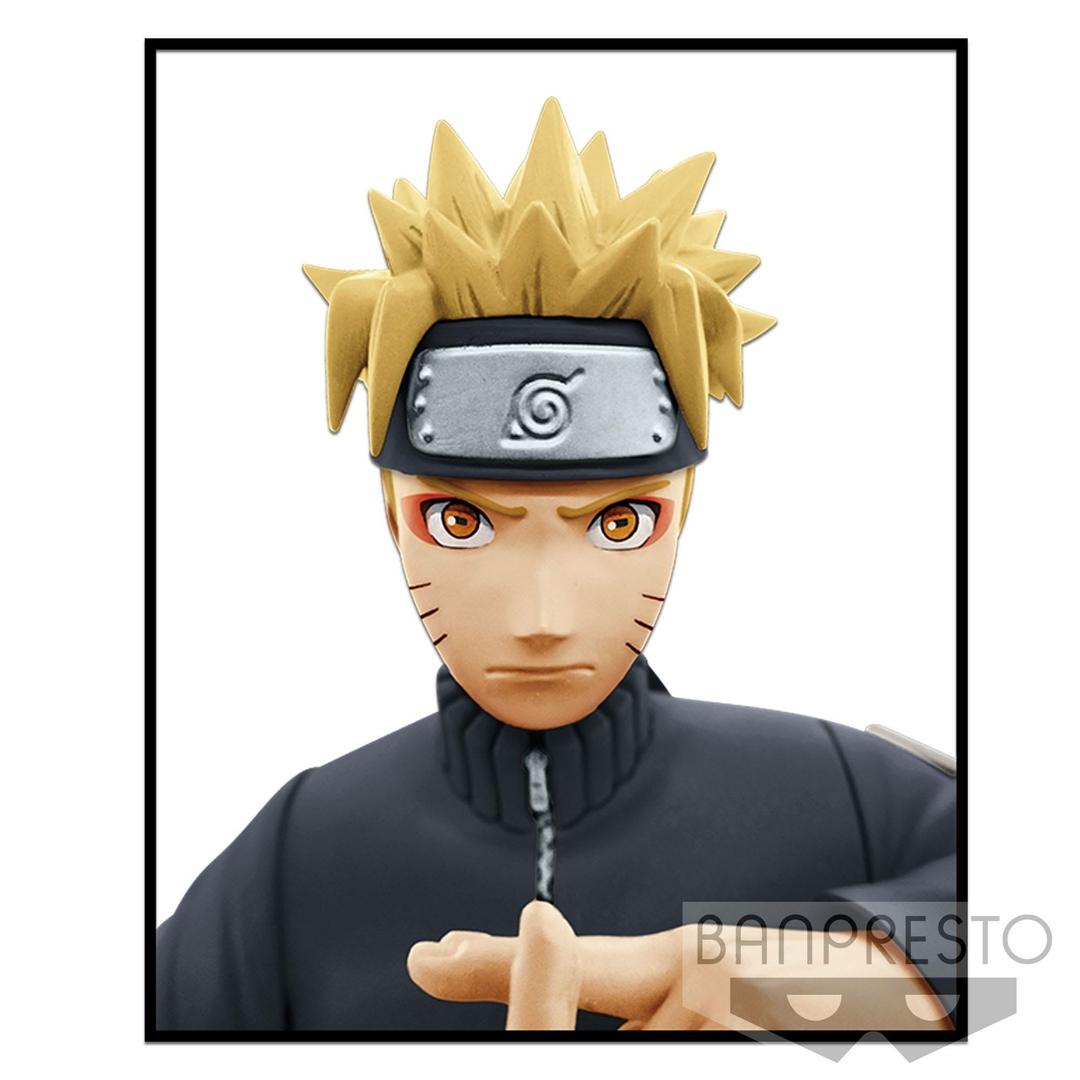 Figurine Naruto Shippuden Grandista nero Uzumaki Naruto 23cm 1001 Figurines (4)