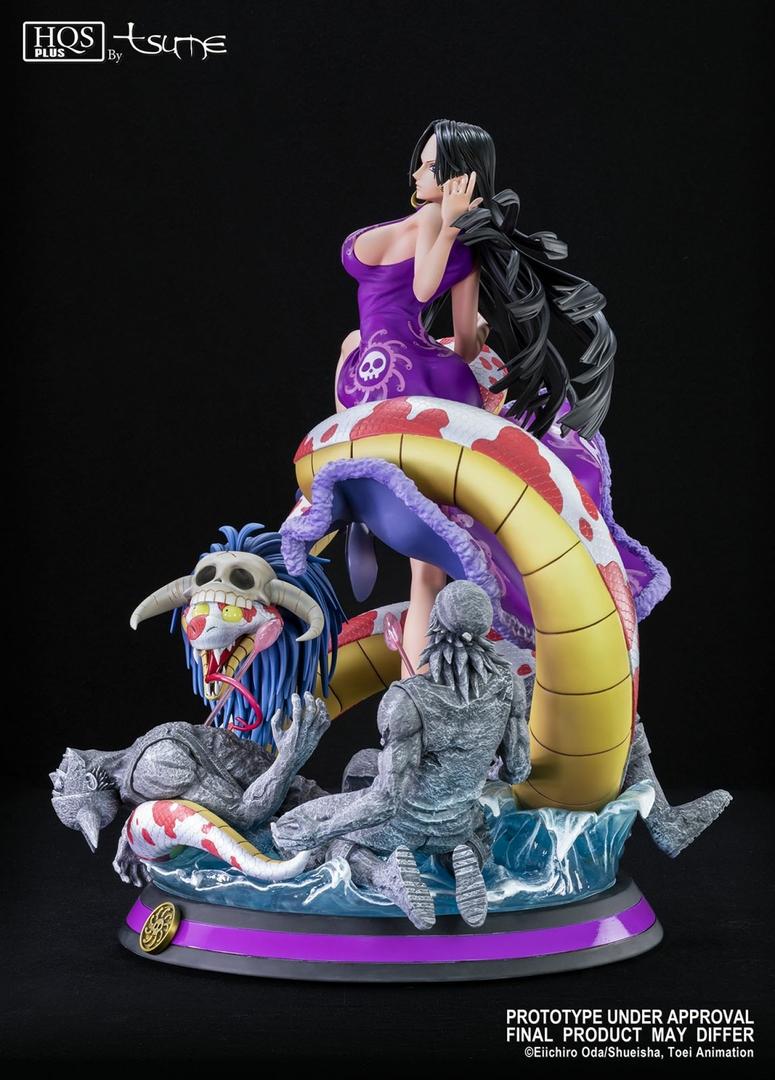Statue One Piece Boa Hancock Tsume HQS+ 51cm 1001 Figurines 3
