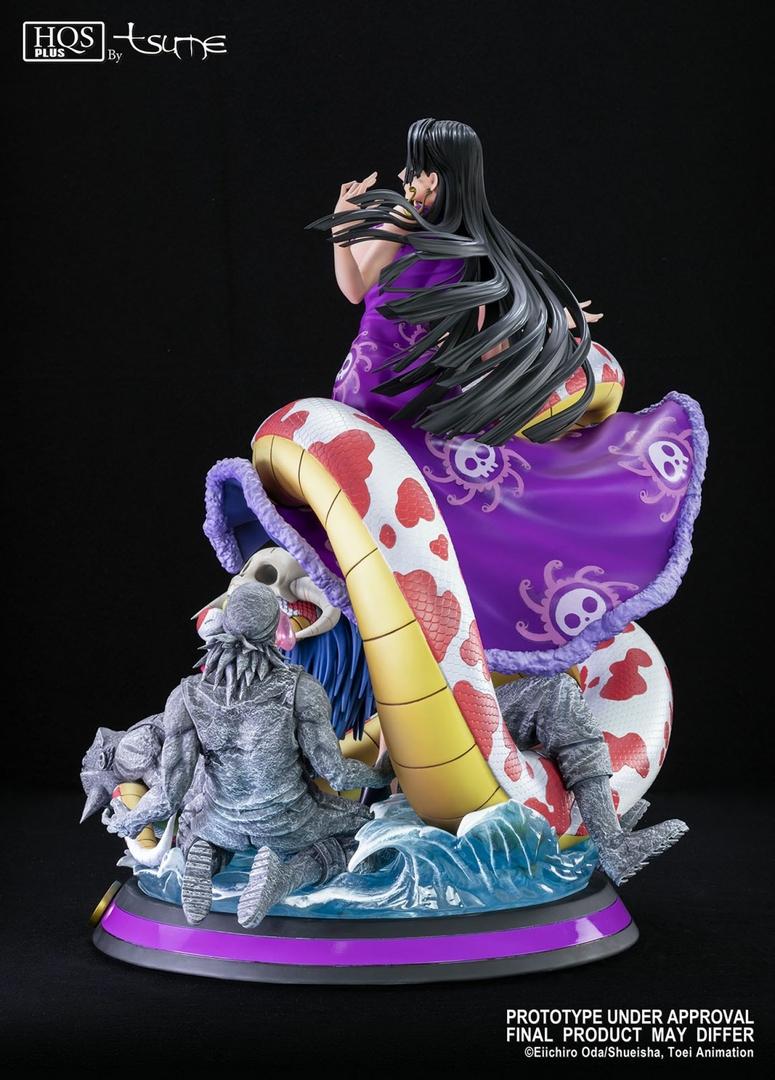 Statue One Piece Boa Hancock Tsume HQS+ 51cm 1001 Figurines 4