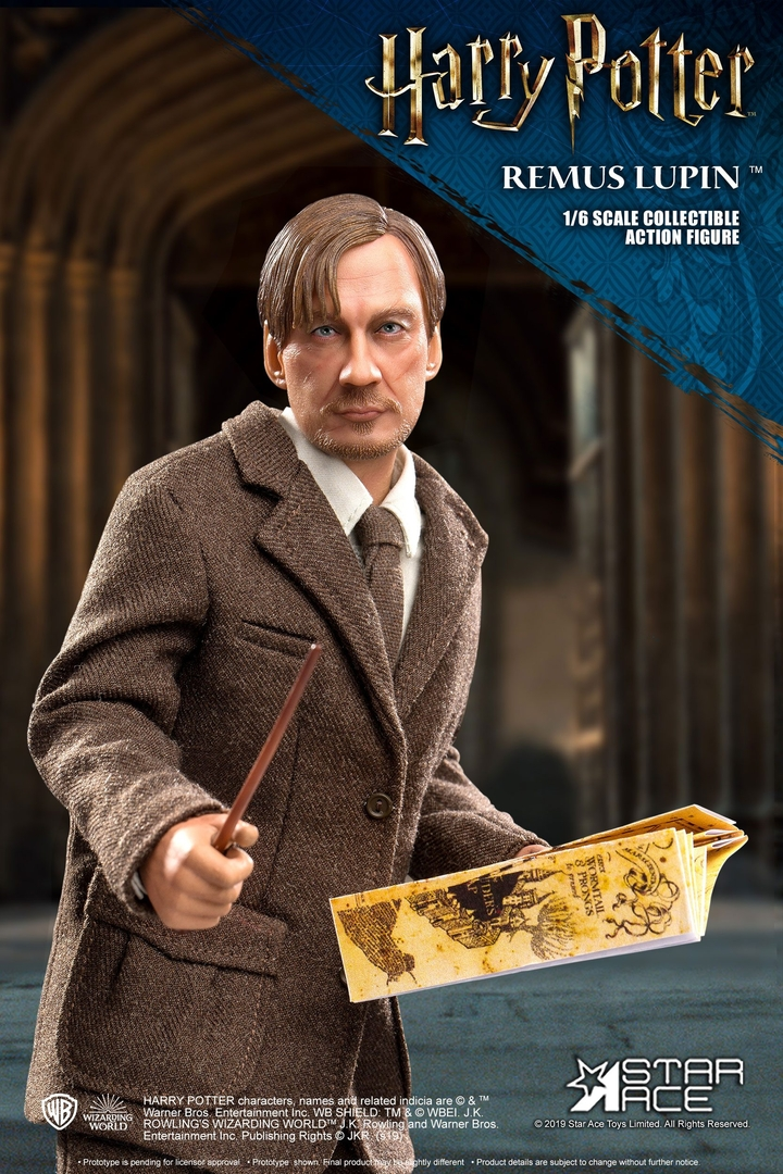 Figurine Harry Potter My Favourite Movie Remus Lupin Deluxe Ver. 30cm 1001 Figurines (5)