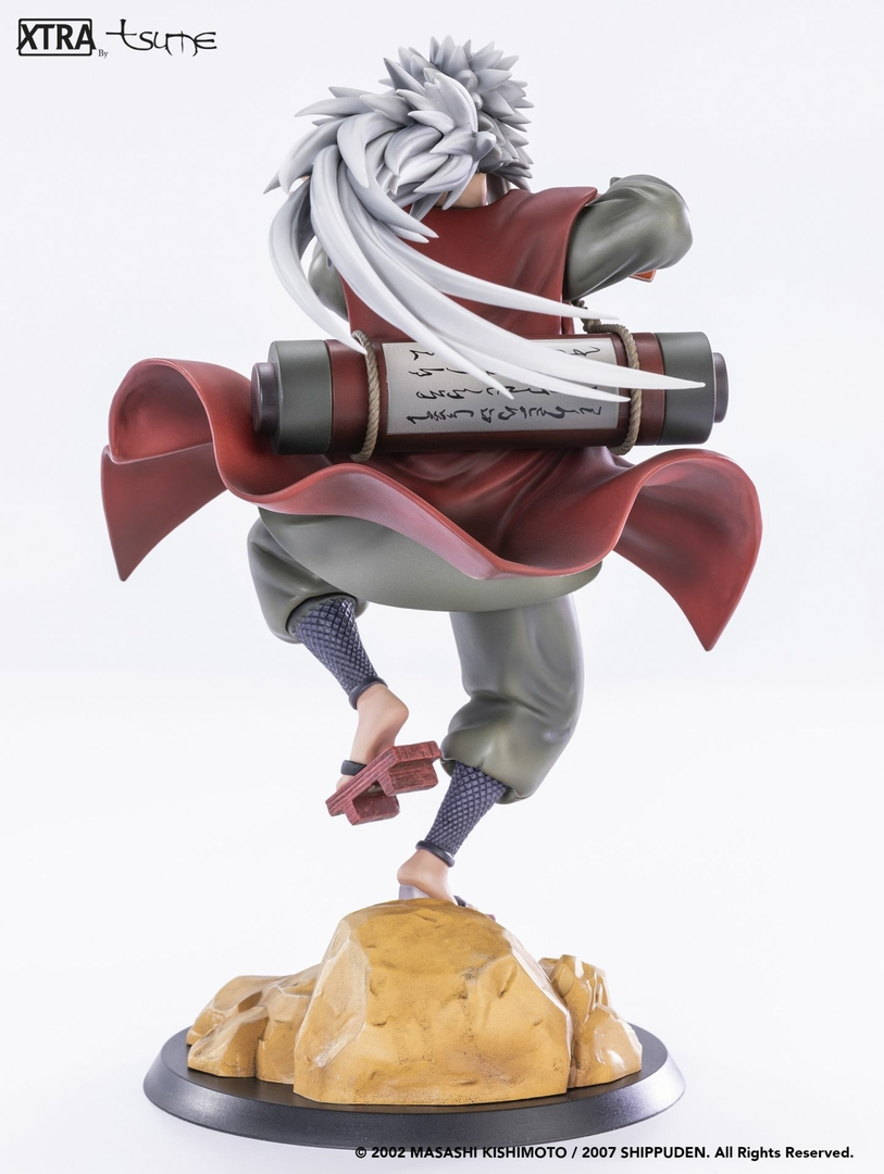 Statuette Naruto Shippuden Jiraiya Xtra by Tsume 20cm 1001 Figurines 5