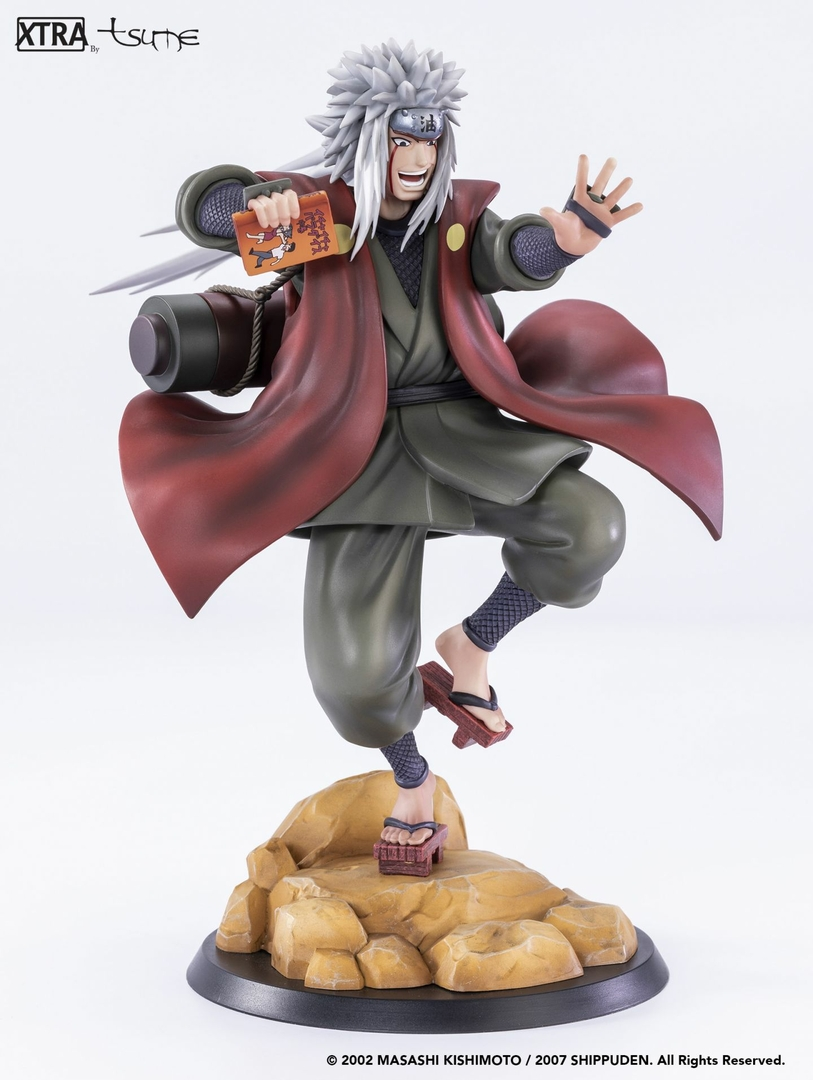 Statuette Naruto Shippuden Jiraiya Xtra by Tsume 20cm 1001 Figurines 7