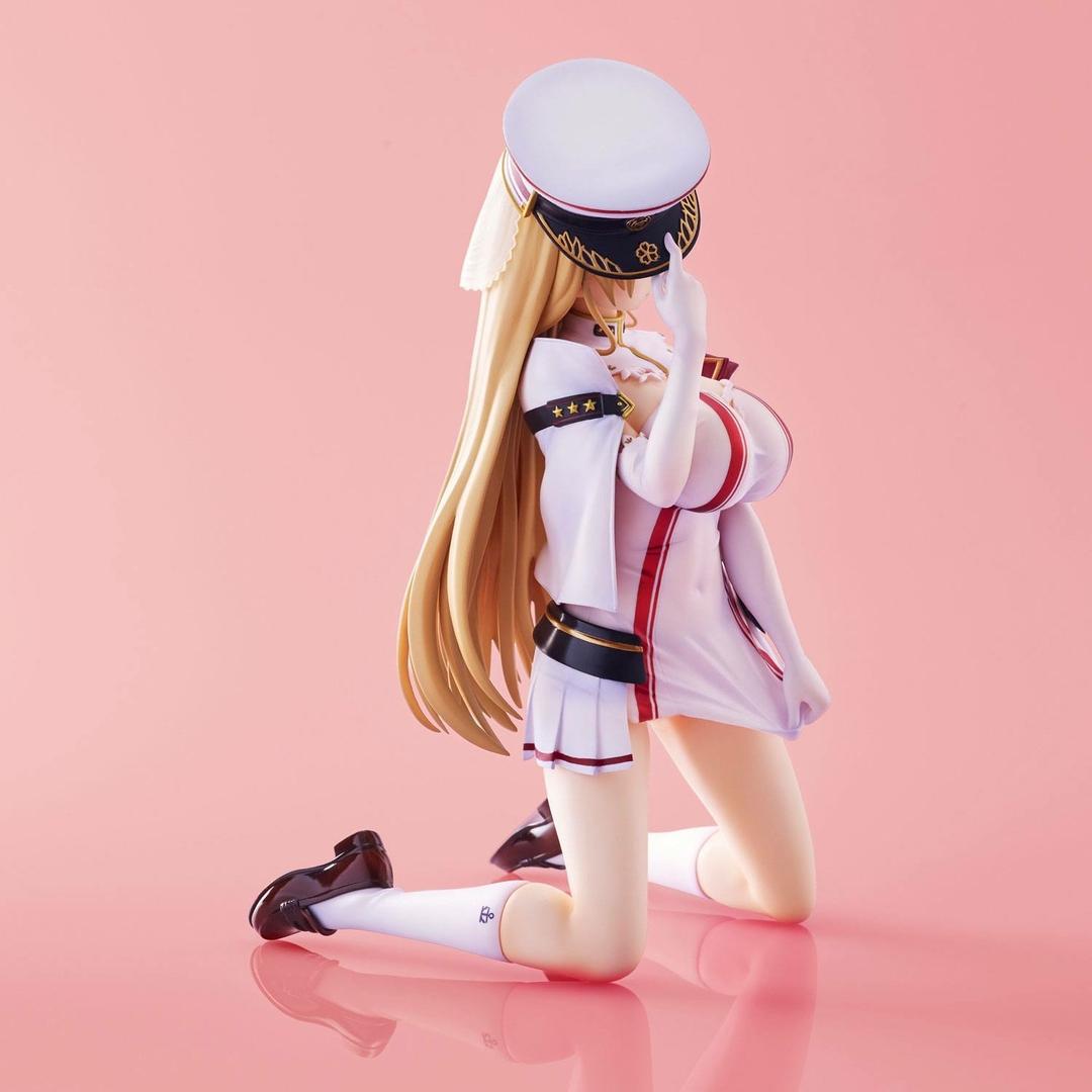Statuette Original Character Navy Girl Scarlet Illustration Ai Akasa 20cm 1001 figurines (3)