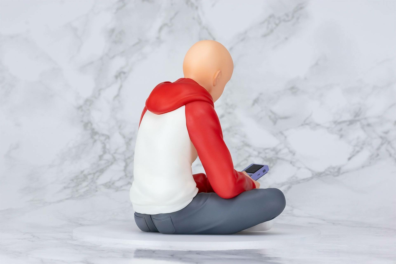 Statuette One Punch Man Saitama 11cm 1001 Figurines (4)