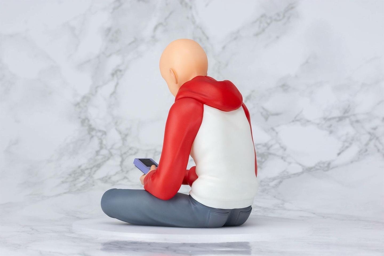 Statuette One Punch Man Saitama 11cm 1001 Figurines (6)
