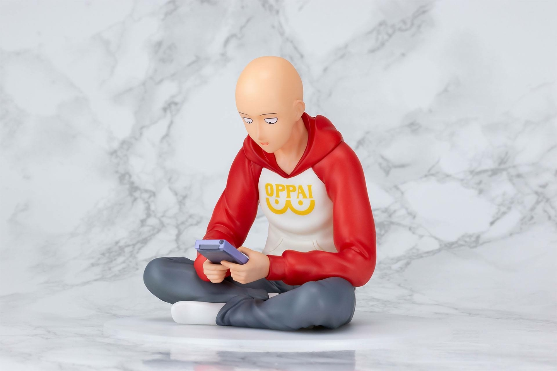 Statuette One Punch Man Saitama 11cm 1001 Figurines (8)