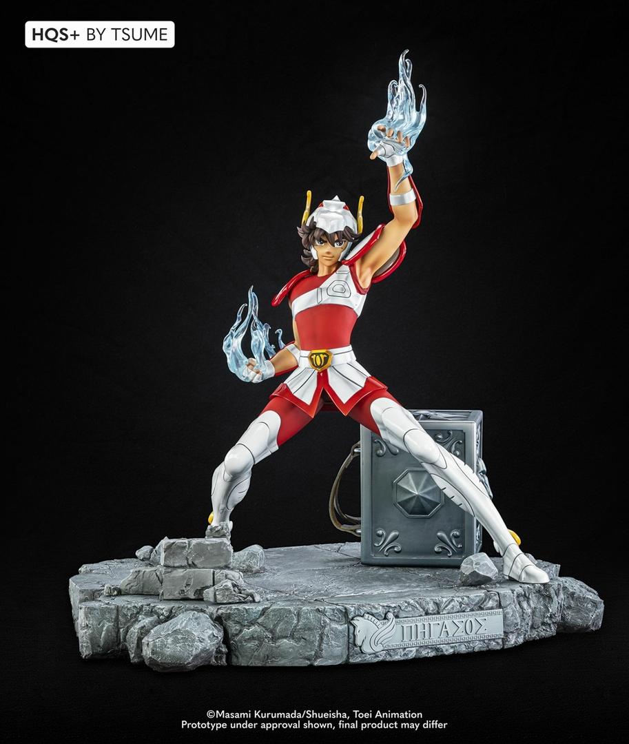 Statue Saint Seiya Pegasus HQS+ By Tsume 54cm 1001 Figurines 0