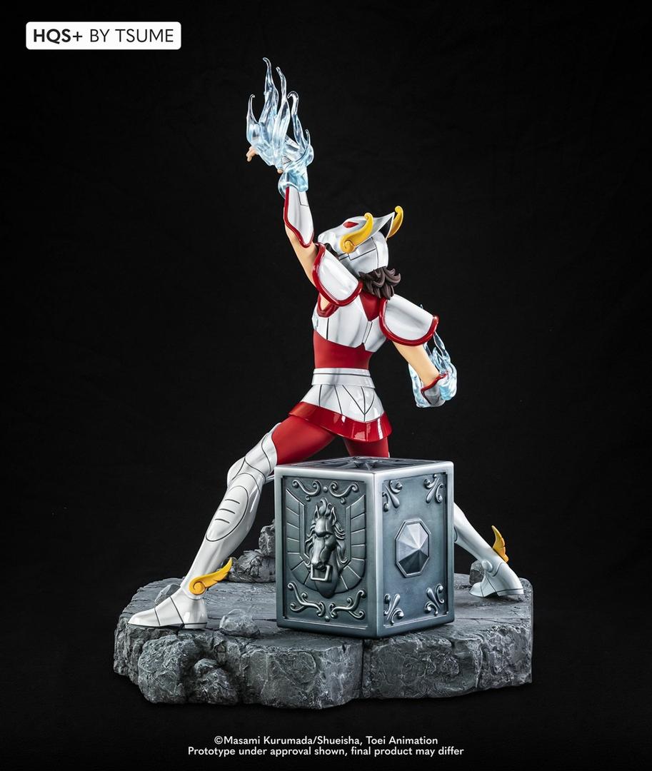 Statue Saint Seiya Pegasus HQS+ By Tsume 54cm 1001 Figurines 9