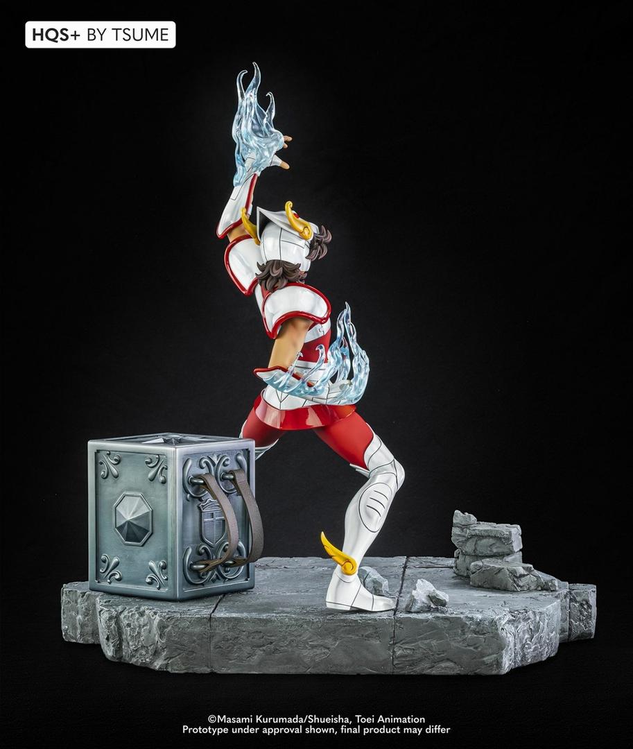 Statue Saint Seiya Pegasus HQS+ By Tsume 54cm 1001 Figurines 11
