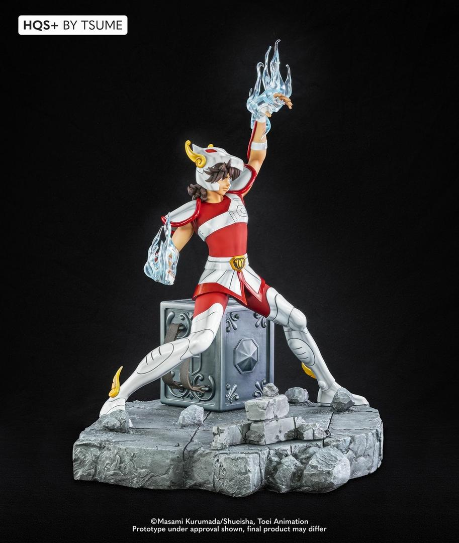 Statue Saint Seiya Pegasus HQS+ By Tsume 54cm 1001 Figurines 13