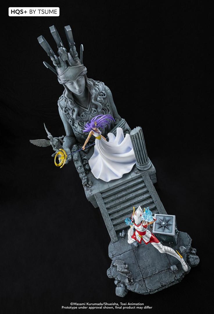 Statue Saint Seiya Pegasus HQS+ By Tsume 54cm 1001 Figurines 18