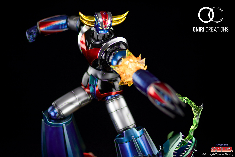 Statue Goldorak UFO Robot Grendizer Premium Oniri Creations 1001 Figurines  (18)