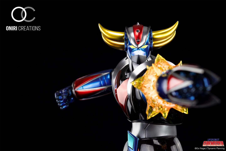Statue Goldorak UFO Robot Grendizer Premium Oniri Creations 1001 Figurines  (17)