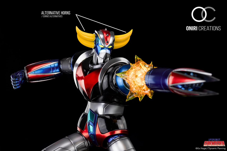 Statue Goldorak UFO Robot Grendizer Premium Oniri Creations 1001 Figurines  (22)