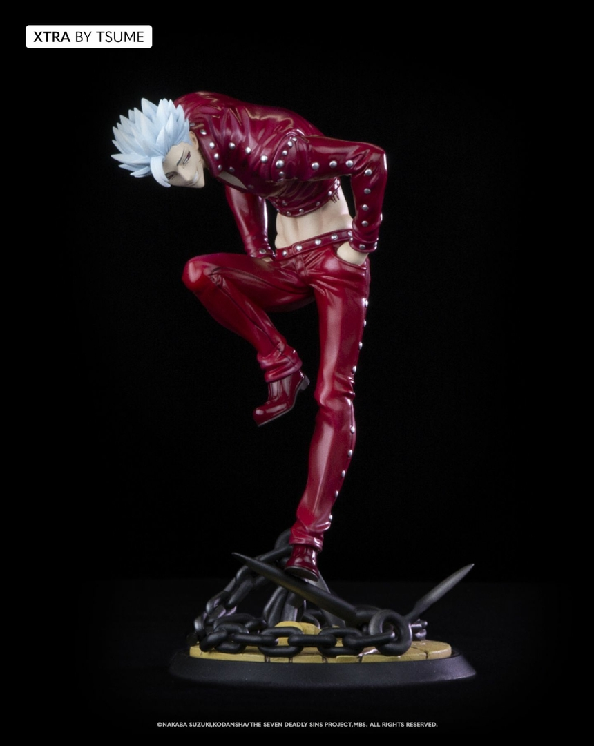 Statuette The Seven Deadly Sins Ban Xtra by Tsume 19cm 1001 Figurines 1