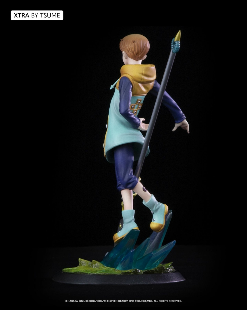 Statuette The Seven Deadly Sins King Xtra by Tsume 19cm 1001 Figurines 3