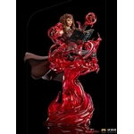 Statuette WandaVision Deluxe Art Scale Scarlet Witch 24cm 1001 Figurines (4)