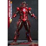 Figurine Iron Man 3 Movie Masterpiece Silver Centurion Armor Suit Up Version 32cm 1001 Figurines (3)