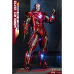 Figurine Iron Man 3 Movie Masterpiece Silver Centurion Armor Suit Up Version 32cm 1001 Figurines (4)