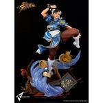 Diorama Street Fighter Chun Li The Strongest Woman in The World 56cm 1001 Figurines (2)