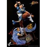 Diorama Street Fighter Chun Li The Strongest Woman in The World 56cm 1001 Figurines (3)