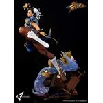Diorama Street Fighter Chun Li The Strongest Woman in The World 56cm 1001 Figurines (5)