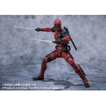 Figurine Marvel S.H. Figuarts Deadpool 16cm 1001 Figurines (3)