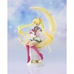Statuette Sailor Moon Eternal Figuarts ZERO Chouette Super Sailor Moon Bright Moon 19cm 1001 Figurines (1)