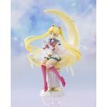 Statuette Sailor Moon Eternal Figuarts ZERO Chouette Super Sailor Moon Bright Moon 19cm 1001 Figurines (2)