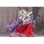 Statuette One Piece Figuarts ZERO Extra Battle Yamato Raimei Hakke 16cm 1001 Figurines (1)