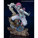 Statuette Demon Slayer Kimetsu no Yaiba Figuarts ZERO Akaza Upper Tree 18cm 1001 Figurines (4)