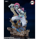 Statuette Demon Slayer Kimetsu no Yaiba Figuarts ZERO Akaza Upper Tree 18cm 1001 Figurines 1