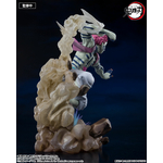 Statuette Demon Slayer Kimetsu no Yaiba Figuarts ZERO Akaza Upper Tree 18cm 1001 Figurines 3
