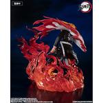 Statuette Demon Slayer Kimetsu no Yaiba Figuarts ZERO Kyojuro Rengoku Flame Hashira 15cm 1001 Figurines 4