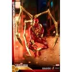 Figurine Marvels Spider-Man Video Game Masterpiece Spider-Man Iron Spider Armor 30cm 1001 Figurines (2)